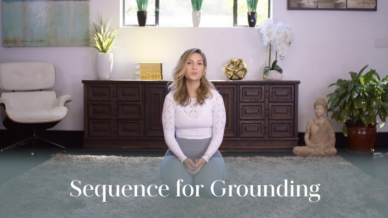 This Yoga Sequence Is Exactly What You Need During the Holidays