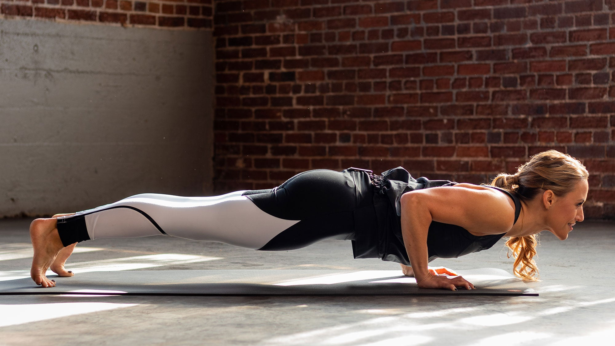 Try These Yoga Moves The Next Time You're Exhausted