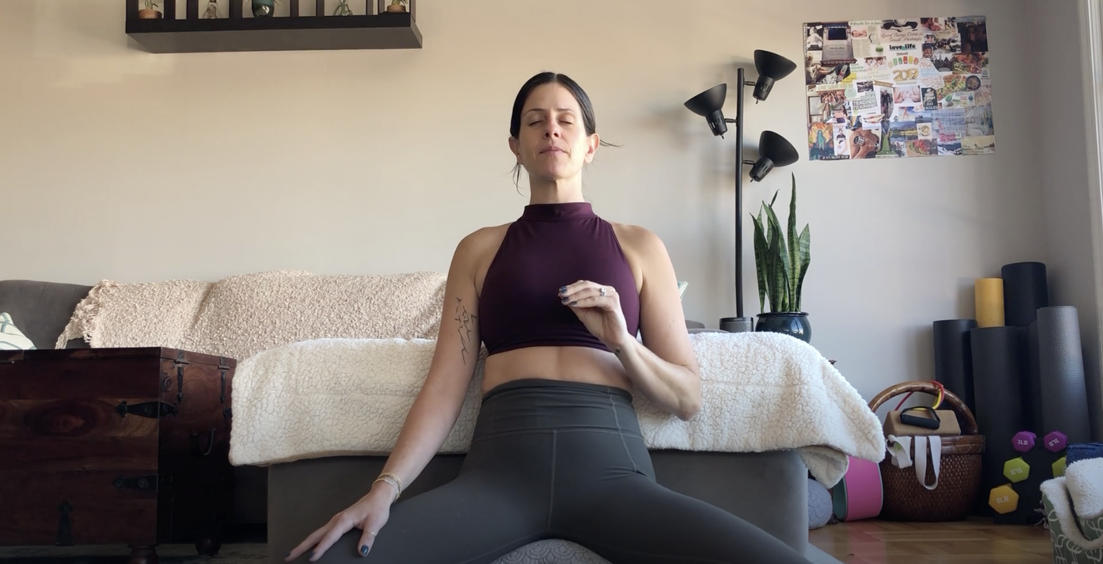 This Guided Meditation Will Inspire You to Live From Your Heart