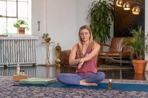 Yoga Nidra Setup