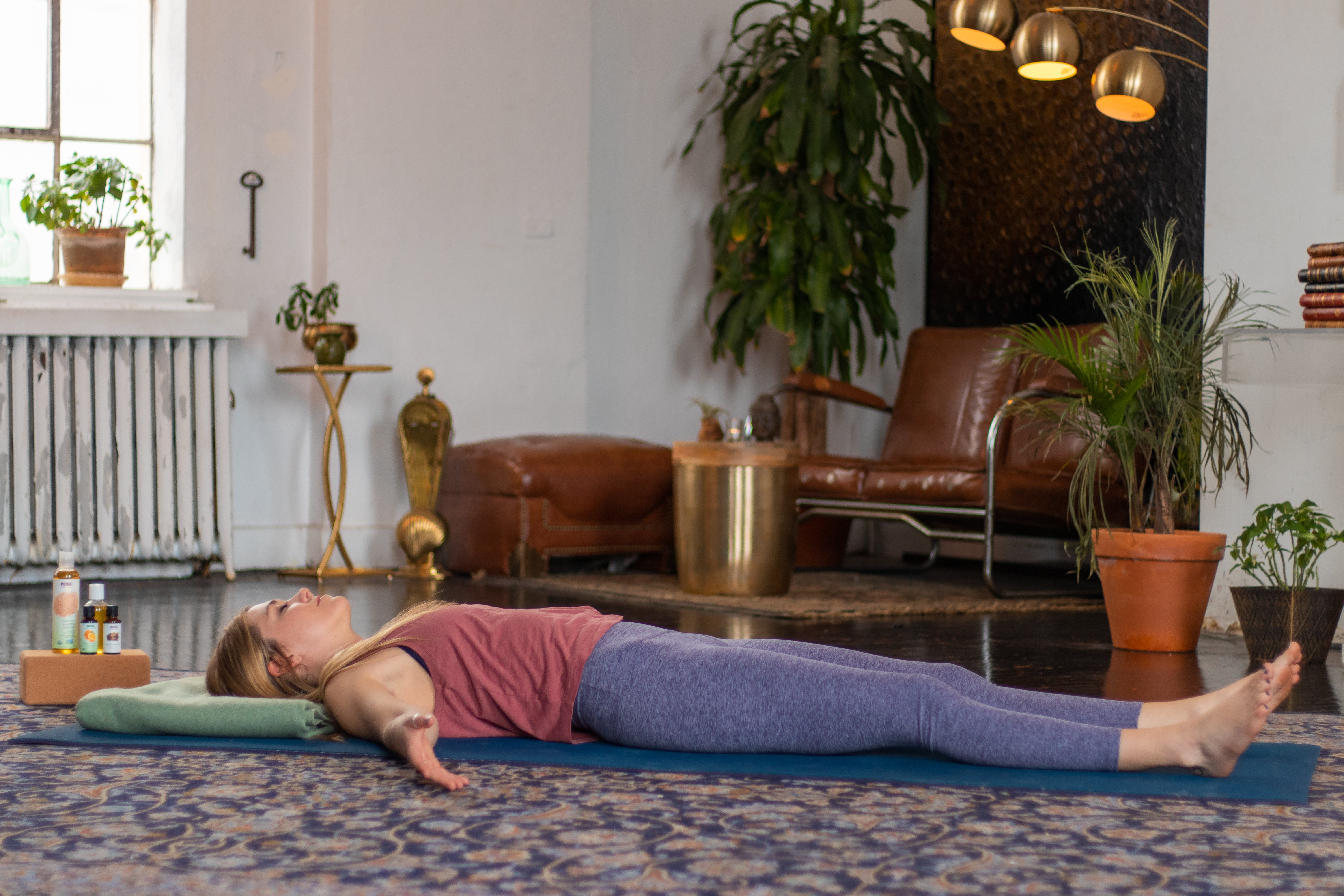 Guided Yoga Nidra Audio