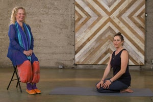 Energy Medicine Yoga: This Variation on Cobra Pose Improves Circulation in the Subtle Body
