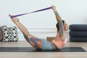 Focused Vinyasa: A Strength Drill to Remake Your Wheel Pose