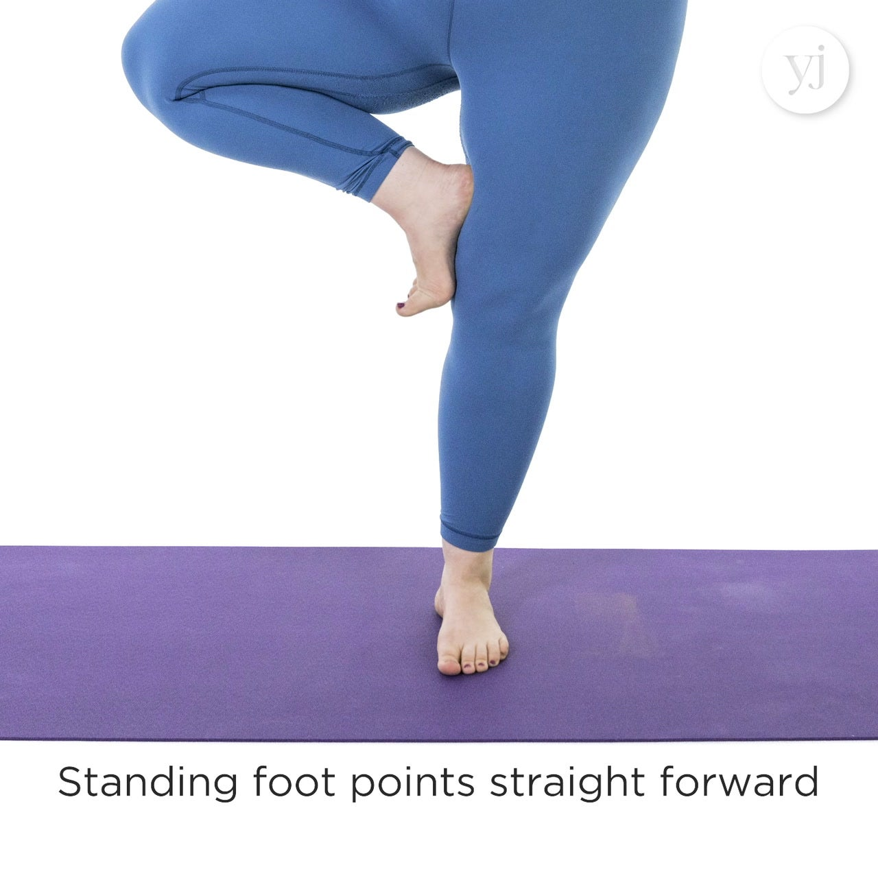 Tree Pose Cues to Keep You in Alignment