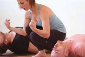 Meet Jessica Frank, an ASL Yoga Teacher