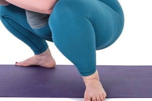 Garland Pose – Yoga Video
