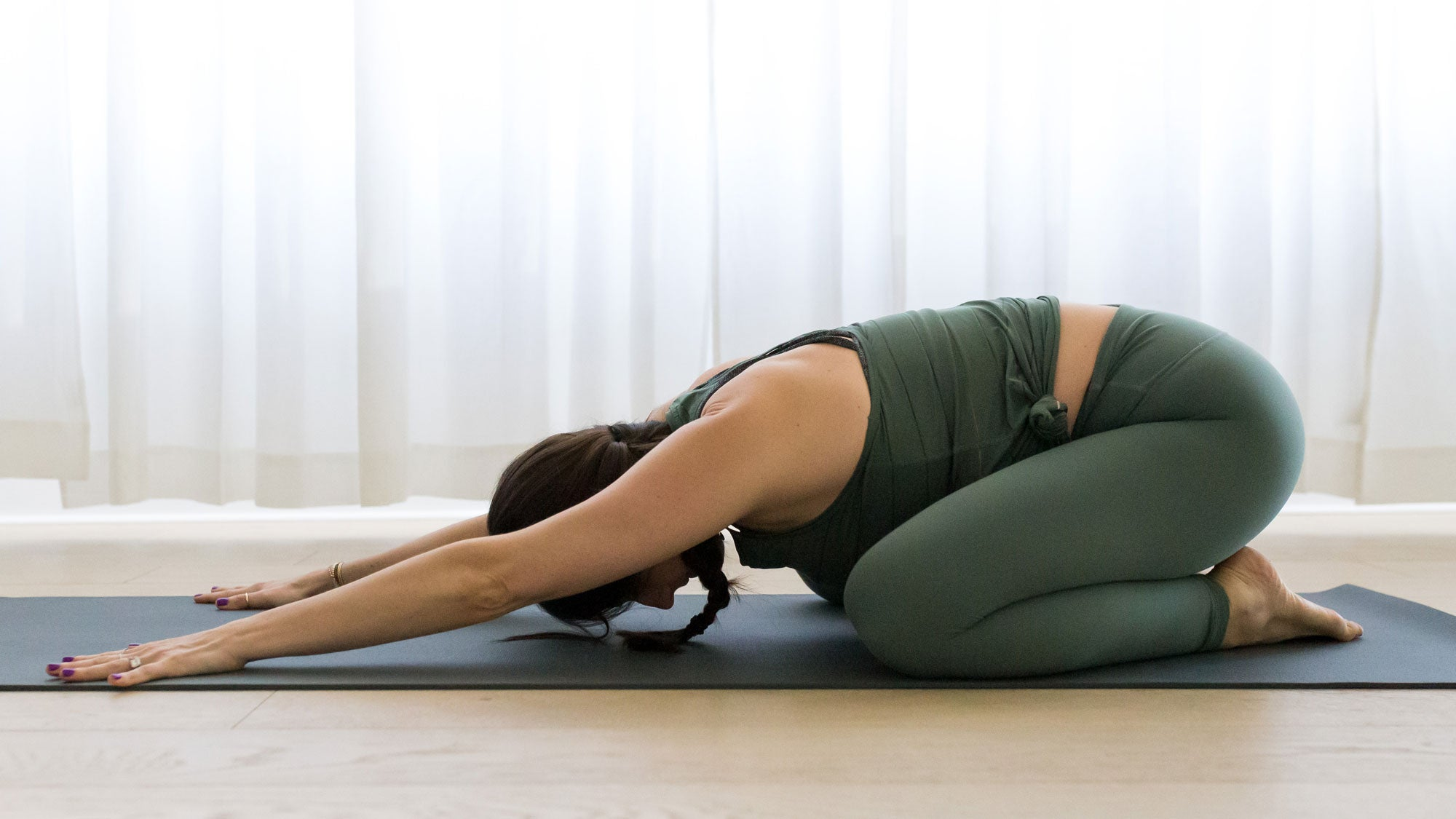 7 Poses To Help You Find Home