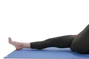 Reclining Hand-to-Big-Toe Pose