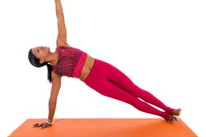 Side Plank Pose Cues