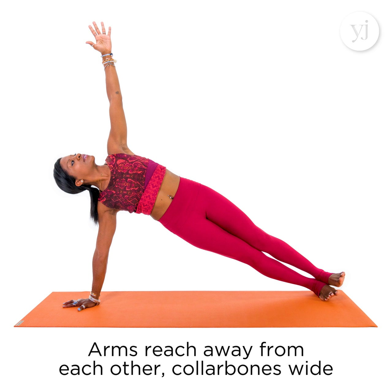 Side Plank Pose Cues