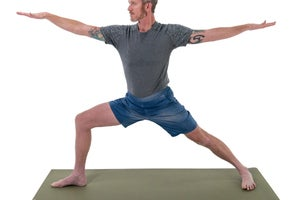 Warrior II Pose Cues