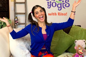 Super Yogis Stay Home Challenge: A Message to Parents