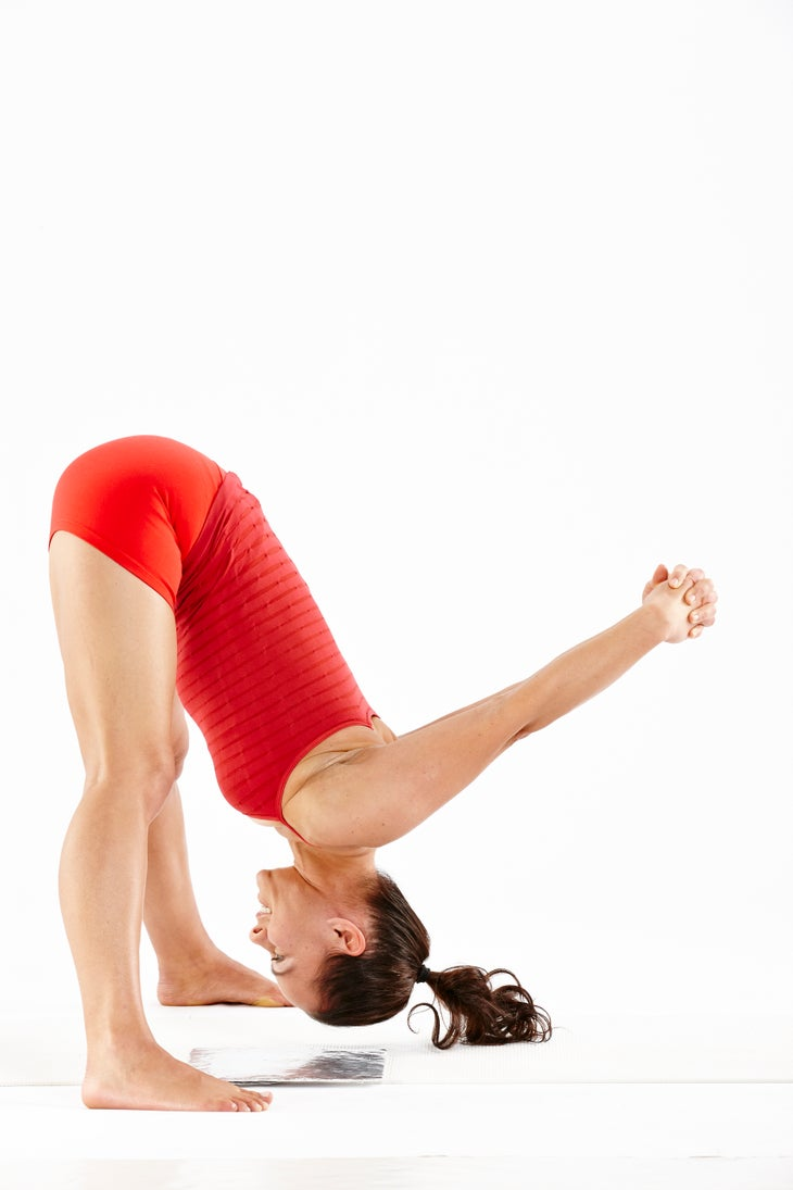 This Yoga Sequence Will Reduce Stress and Boost Immunity
