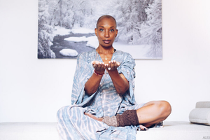 Tracee Stanley's Still Lake Meditation Will Steady Your Mind