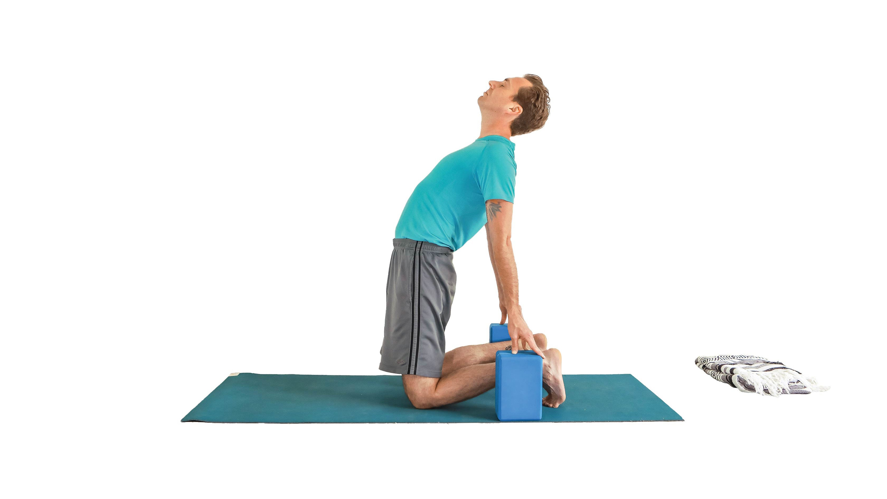 Try These Poses to Release Stress and Care for Tight Hips and Shoulders