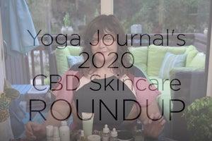 CBD Skincare Roundup