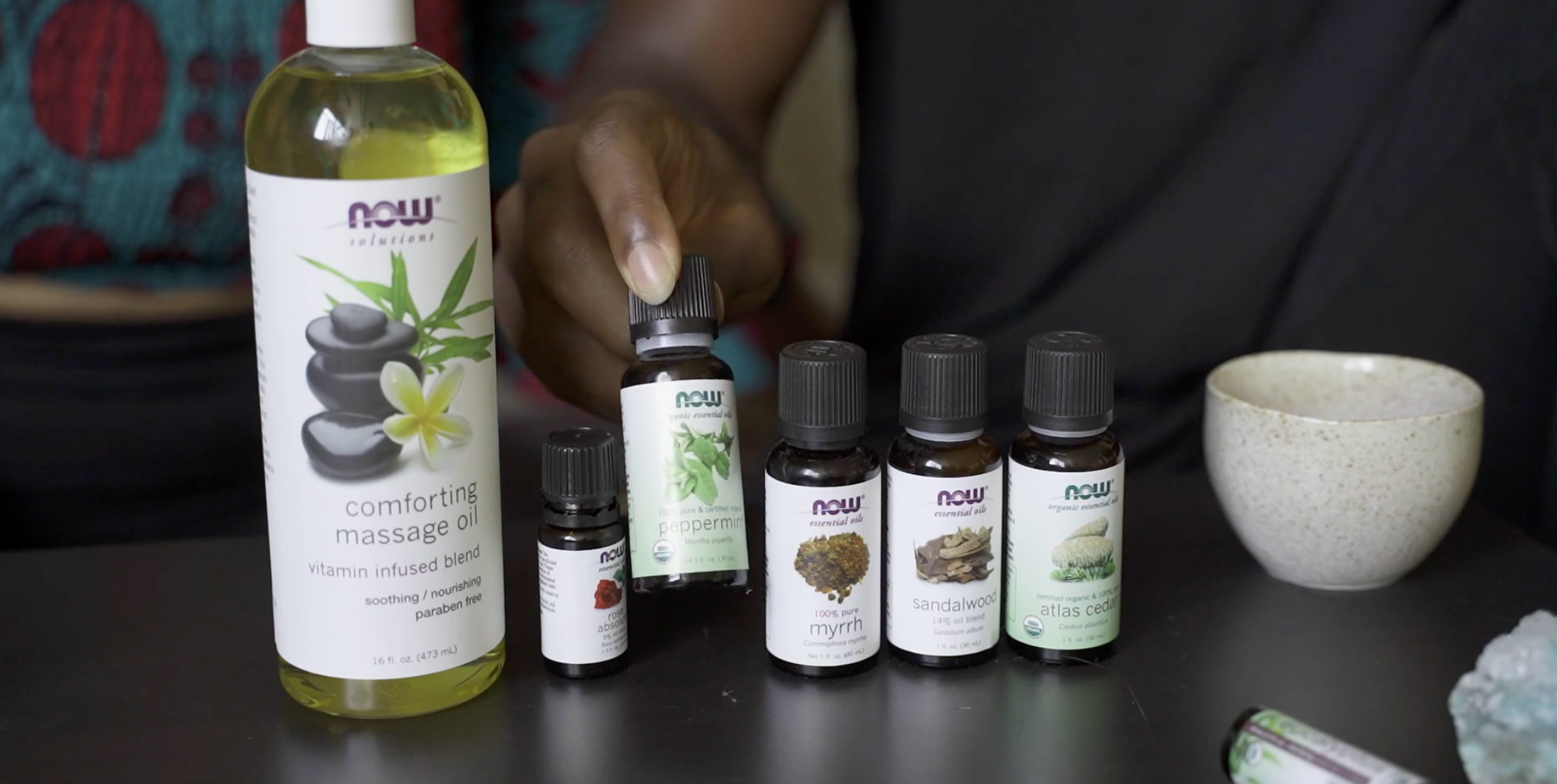 Create Your Own Essential Oil Blends