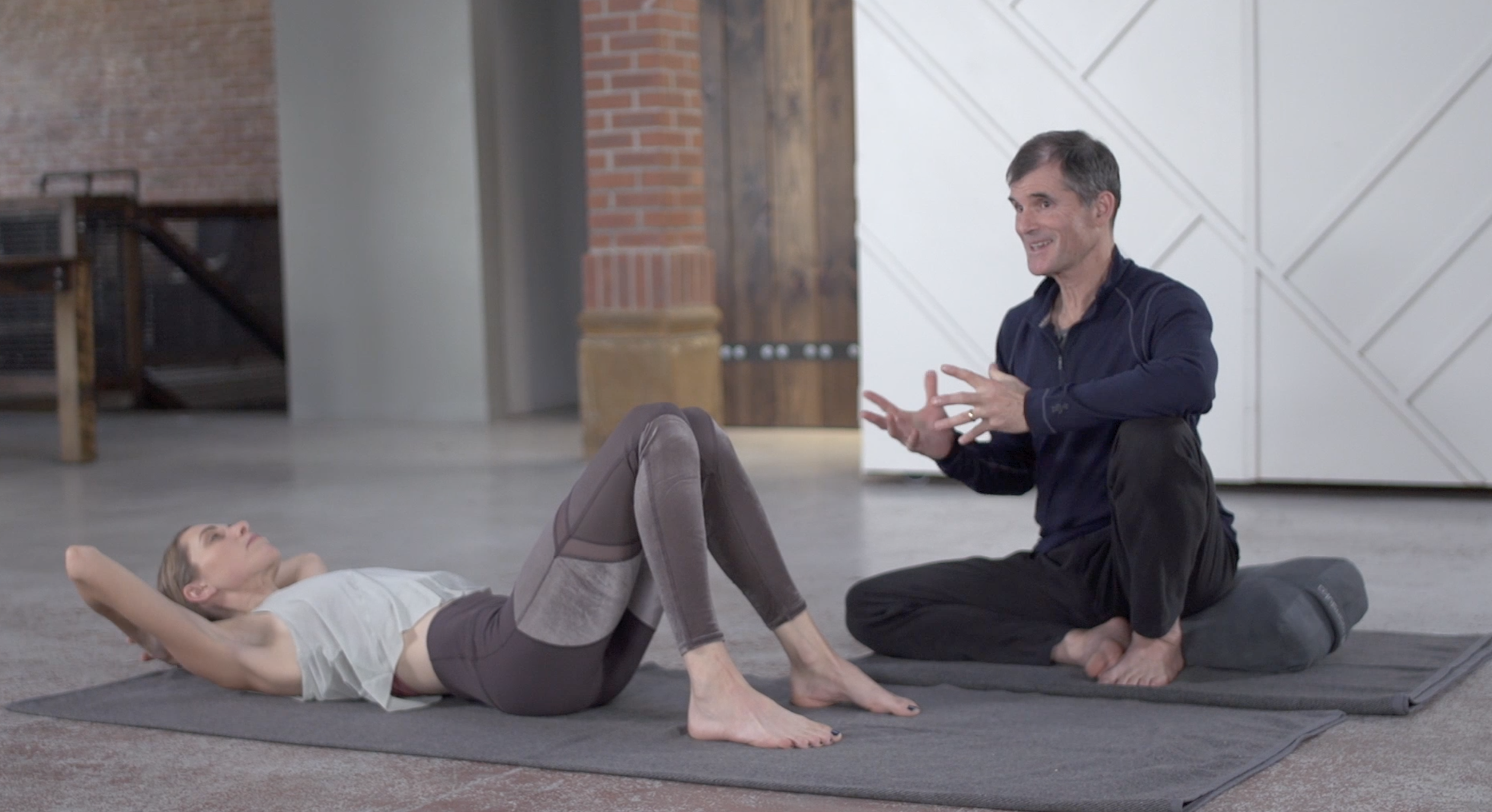 Pranayama 101: This Moving Breath Practice Will Teach You to Let Go