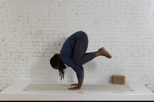 Inversion Challenge, Day 5: Crow Pose