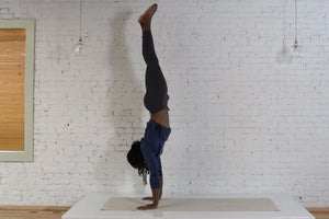 Inversion Challenge, Day 6: Handstand