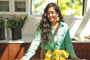 This Is Radhi Devlukia-Shetty's Go-To Mantra (Plus 18 Other Things You Don't Know About the Plant-Based Chef)