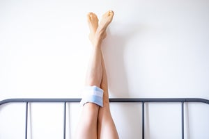 Still Icing Your Creaky Knees? These Poses Are a Far Better Fix